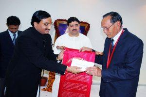 Swami Rama Humanitarian Award 2009